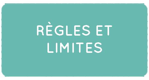 Règles et limites